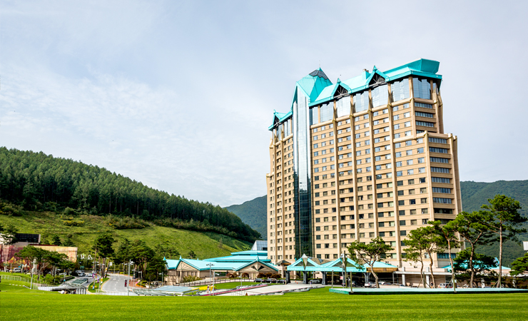 The Best Hospitality Partner For Your Satisfaction - Kangwonland hotel